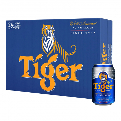 Tiger Bee*24 Cans