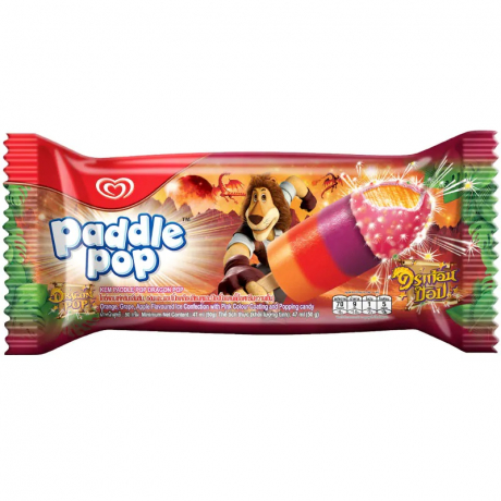 PADDLEPOP STK DRAGON POP  36X47G