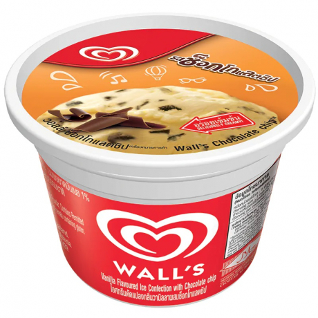 WALL'S CUP C.CHIP  24X55G