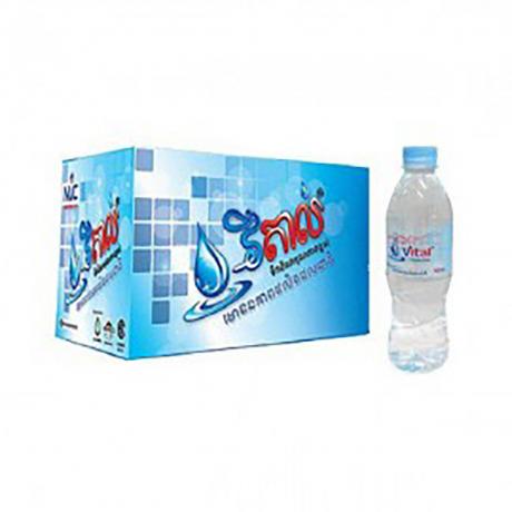 ទឹកបរិសុទ្ធ វីតាល់ Vital 500ml*24 Bottles