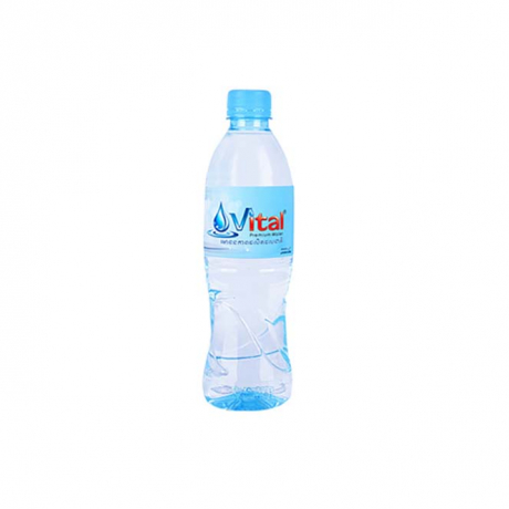 ទឹកបរិសុទ្ធ វីតាល់ ដប Vital 500ml*24 Bottles