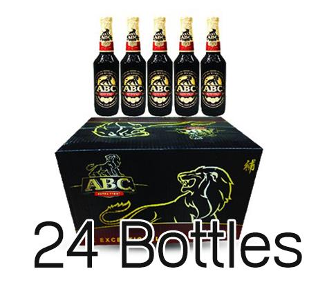ស្រាបៀអាបេសេដប ABC Beer 330ml x24bottles
