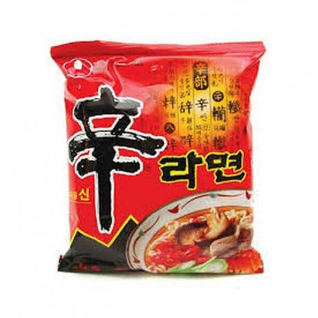 មី កញ្ចប់កូរ៉េ Gourmet Spicy