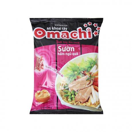 មីដំឡូងបារាំង Omachi រសជាតិសាច់គោ