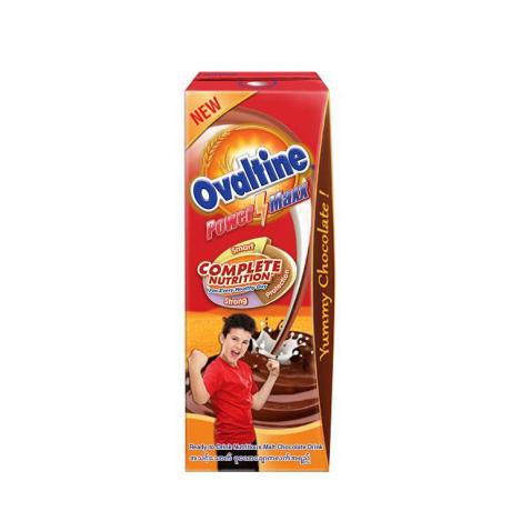 ទឹកដោះគោ Ovaltine Power Maxx បឺត