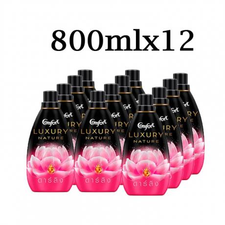ទឹកក្រអូប Comfort Luxury 800mlx12 Pink_CF