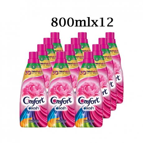 ទឹកក្រអូប Comfort Ultra 800mlx12 Pink (SZ)_CF