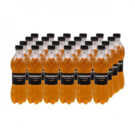 Samurai Fruity Flavor 480ml 24 Bottles សាម៉ូរៃរស់ជាតិផ្លែឈើ