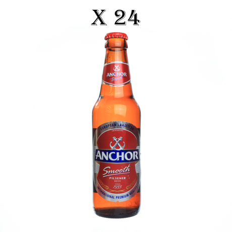 ស្រាបៀរអាន់ឆ័រ 24ដប /Anchor Bottle*24