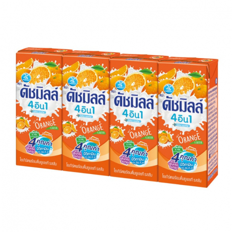Dutch Milk 4in1 Orange 180ml