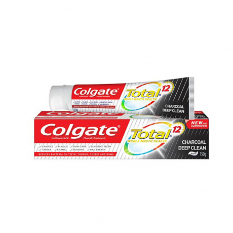 colgate charcoal deep clean 150g