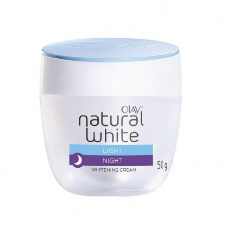 Olay Natural White Rich Night Cream50G