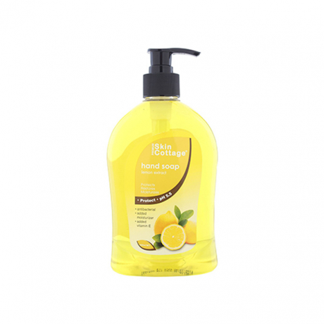 SKIN COTTAGE HAND SOAP LEMON EXTRACT