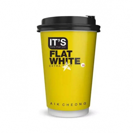 AIK CHEONG it's flat white cup
