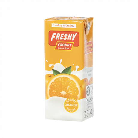 Freshy Yogurt Orange