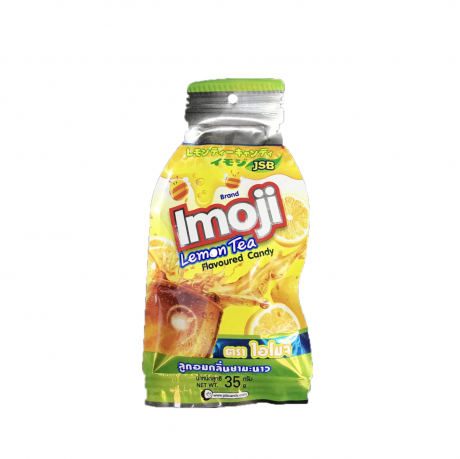 Imoji Lemon Tea lavoured candy