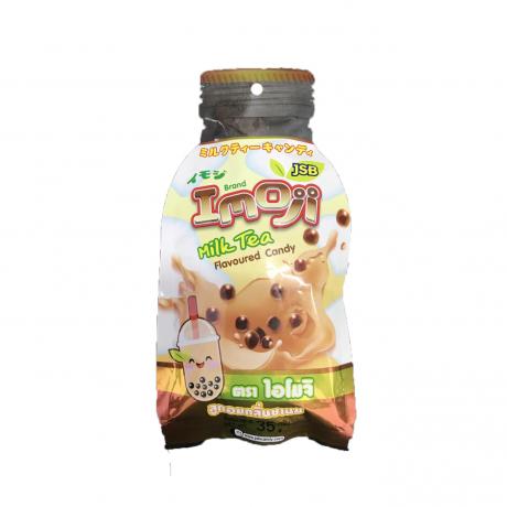 Imoji Milk tea lavoured candy