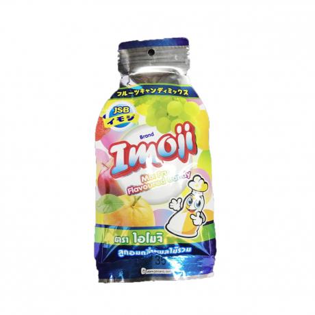 Imoji Mix Fruit lavoured candy