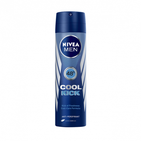 Nivea Men Cool Kick Spray 150ml