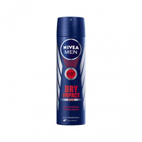 Nivea Men Dry Impact Spray 150ml