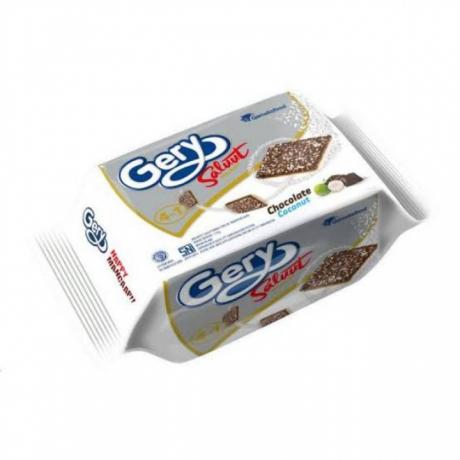 នំGery Chocolate 105g