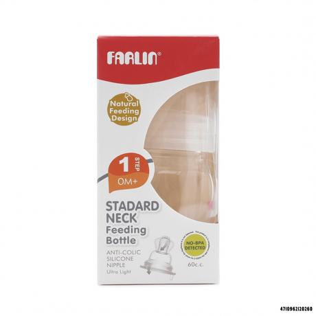 Farlin Feeding bottle 1 Step 0M+