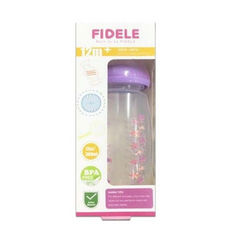Fidele born to be fidele 12m+ Wide-neck