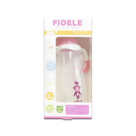 Fidele born to be fidele 6m+ Regular-neck Big