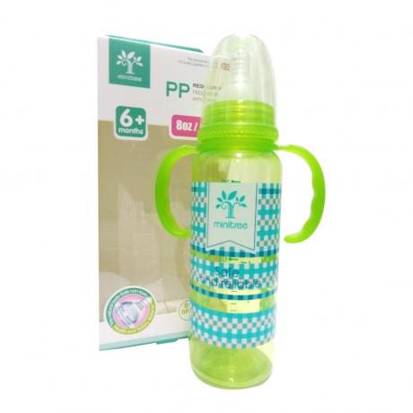 Minitree feeding bottle 6m+ 480ml