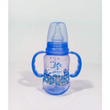 Minitree feeding bottle PP Regular neck 6m+