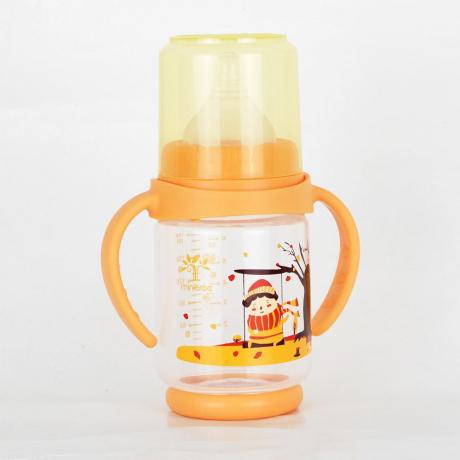 Minitree feeding bottle PP wide neck 60z 180ml 3+