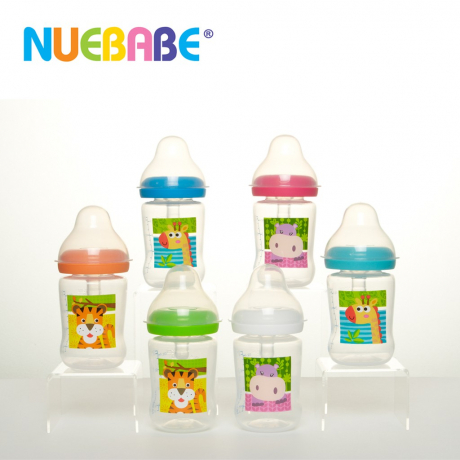 Nuebabe feeding bottle 2 oz