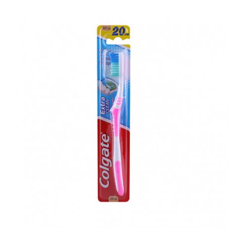 ច្រាស់ដុសធ្មេញ Colgate Extra Clean