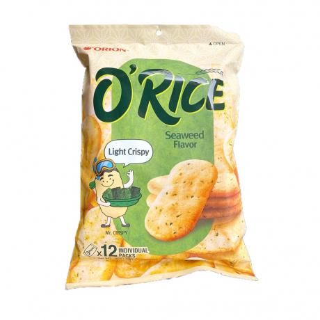 O'rice Seaweed Flavor