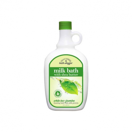 White love doube moisturizing Milk bath