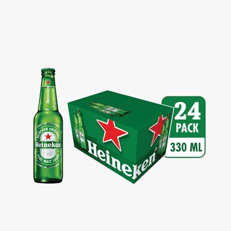 ស្រាបៀហេនីហ្គេន Heineken 330ml x24bottles