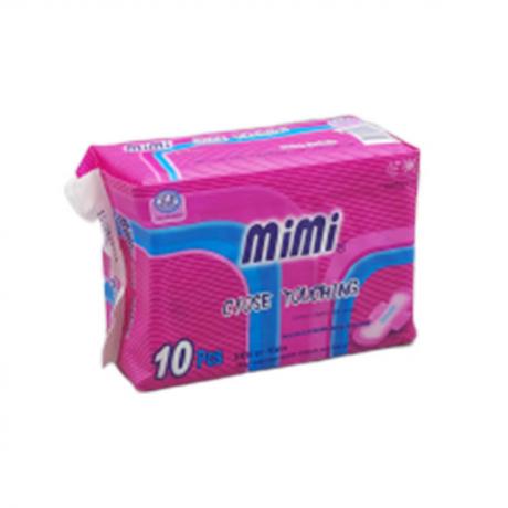 សំឡីអនាម័យ Mini Pink