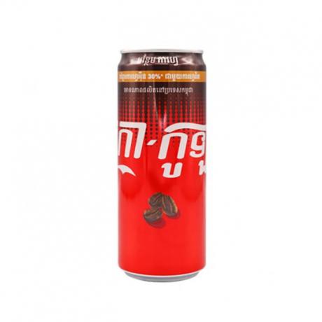 កូកាកូឡា កាហ្វេ Coca-Cola Coffee 330ml Sleek 24C