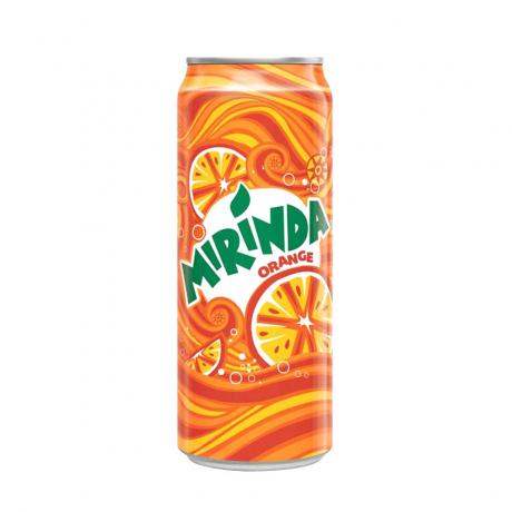 ទឹកក្រូចកំប៉ុង Mirinda Orange