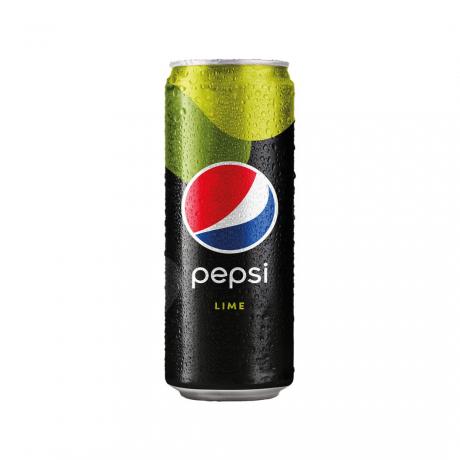 ប៉ិបស៊ីក្រូច Pepsi Lime Flavor