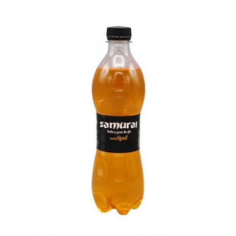 សាំម៉ូរៃ លឿង Samurai Fruity Flavor 480ml