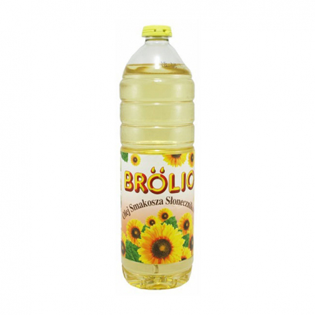 Brolio Sunflower Oil 1L