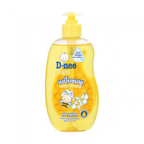 D-nee Organic Baby Shampoo 400ml