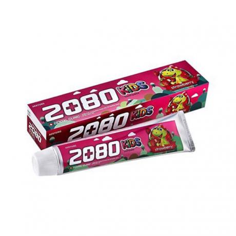 Kids Toothpaste 2080 Strawberry 80g
