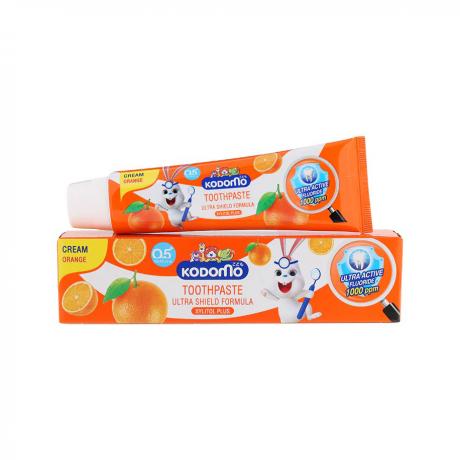 Kodomo KidTootgpaste 65g Orange