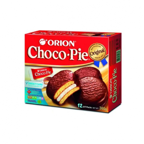ORION នំChoco Pie