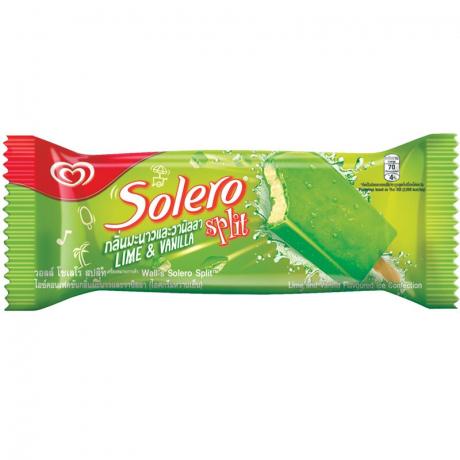 ការ៉េម WALLs SOLERO SPLIT LIME N 30X64ML(63G)