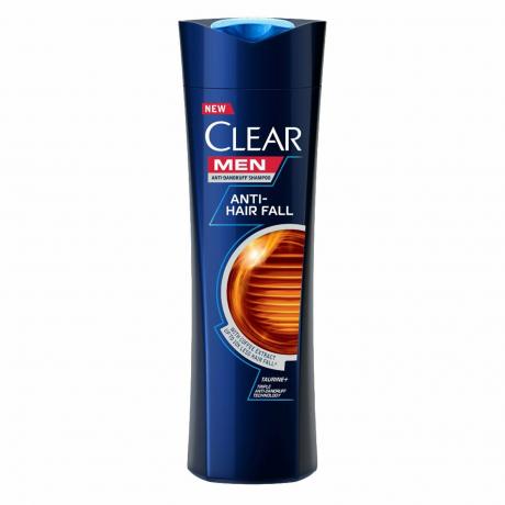 សាប៊ូកក់សក់ ក្លៀរបុរស ទឹកក្រូច Clear Men Anti Hairfall 320ml