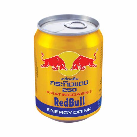 គោជល់កំប៉ុង  Red Bull 250ml