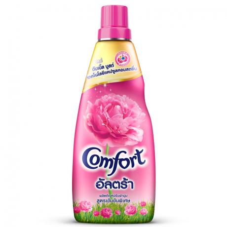ទឹកក្រអូបខុមហ្វតអ៊ុលត្រា ផ្កាឈូក 800ml Comfort Ultra Pink